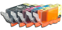 TONNY Compatible PGI520BK, CCI520B Ink Cartridge